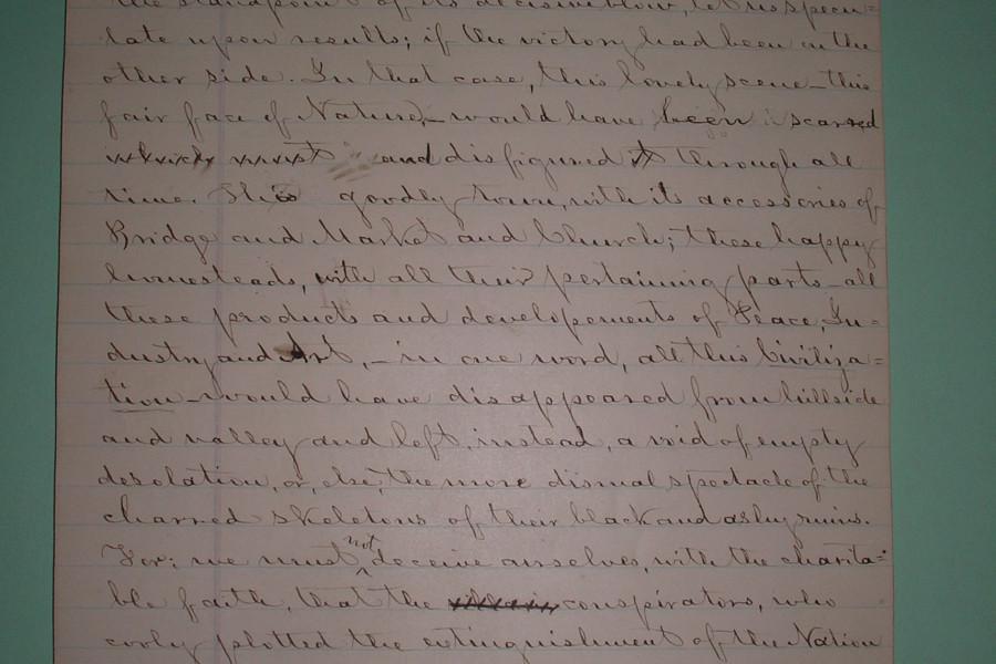 anderson gettysburg address